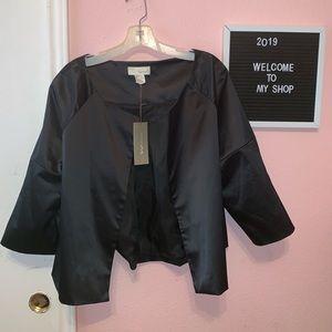 Black over coat